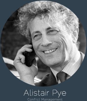 Alistair Pye